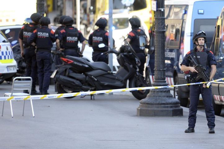 Ataque terrorista en Las Ramblas