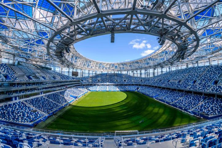 Rusia 2018 | Las sedes del Mundial (Parte 1)