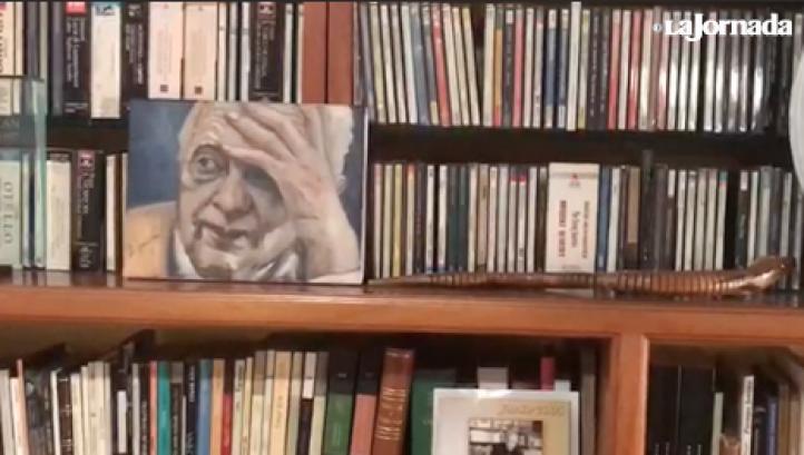 Sergio Pitol cumple 85 años; este es su hogar en Xalapa
