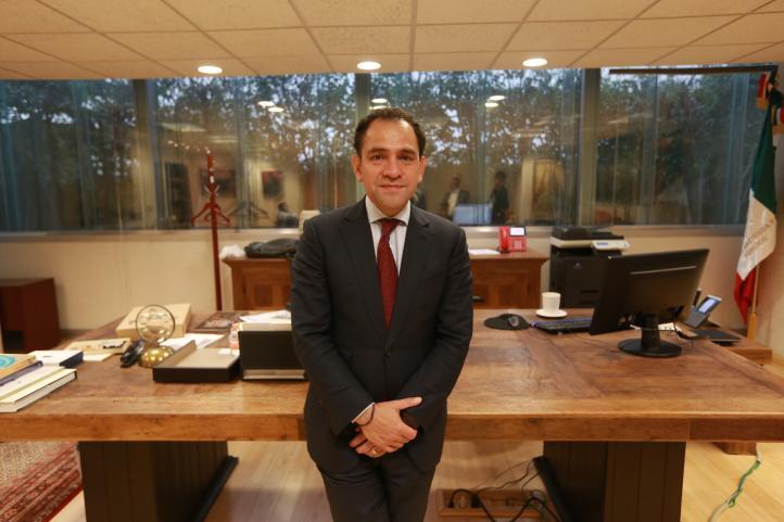ENTREVISTA/ Secretario de Hacienda y Crédito Público