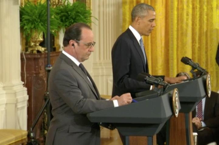 EU y Francia intensificarán ataques contra grupo EI