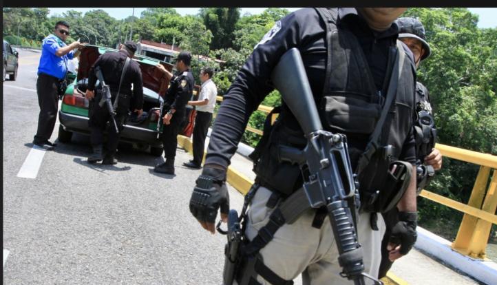 Refuerzan retenes en Tapachula para detectar migrantes indocumentado