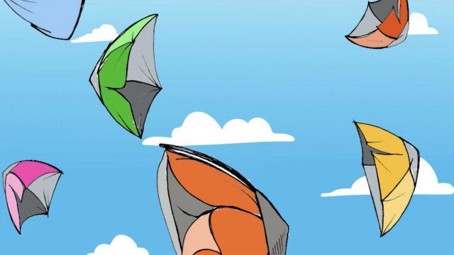 Moneros animados: Lo que se llevó el viento