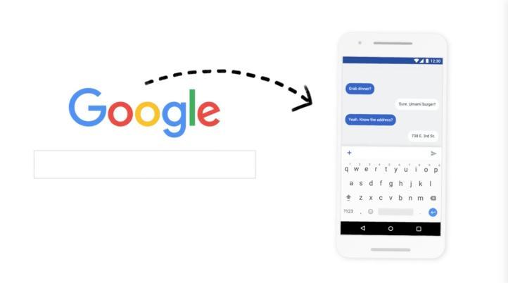 Google mejora la escritura por voz de su teclado