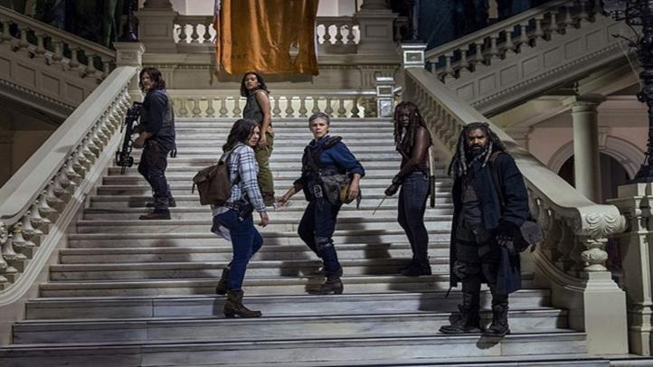 La 9ª temporada de The Walking Dead introduce una nueva era