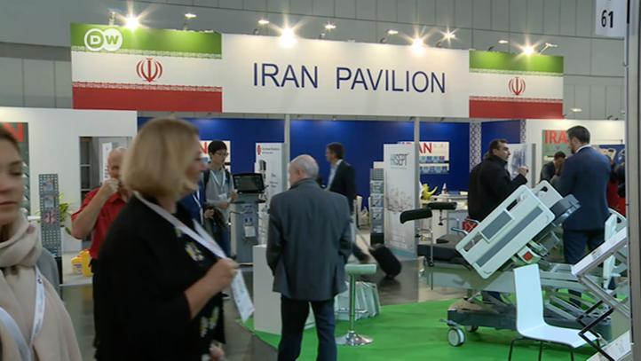 Irán y la UE colaboran en sistema de pagos