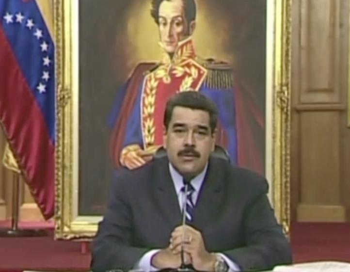 Nicolas Maduro denuncia complot para crear escenario de violencia