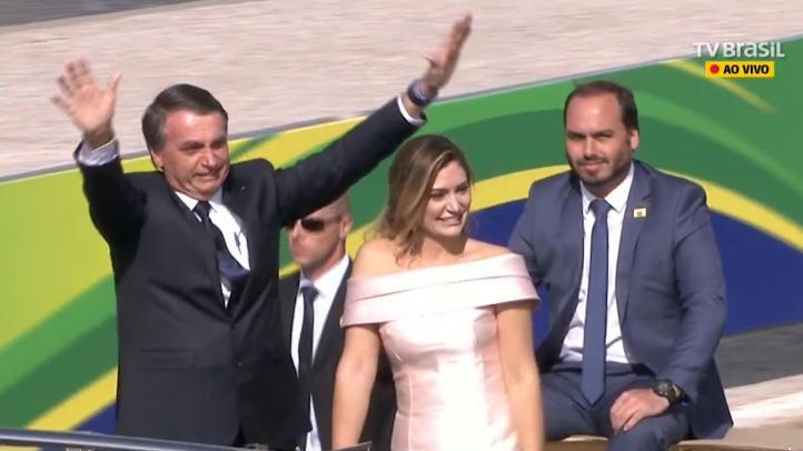 """Nuevo presidente de Brasil promete """"liberar"""" la democracia"""