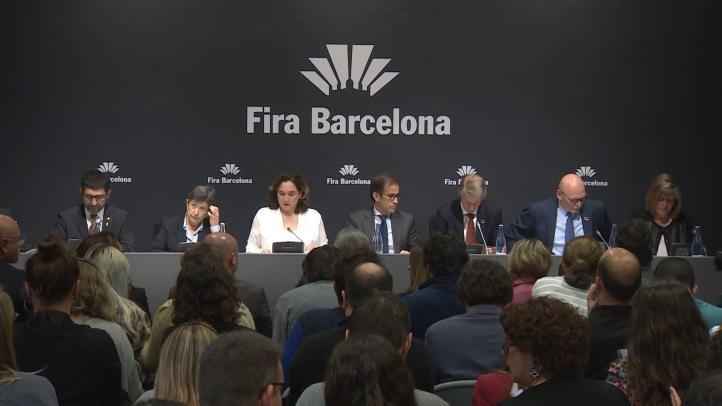 El Mobile World Congress continuará en 2021 en Barcelona