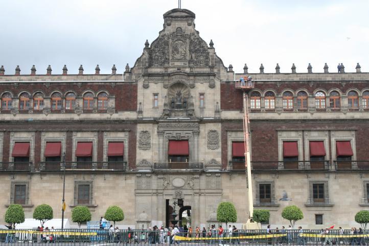 Palacio Nacional tiene su Museo Histórico