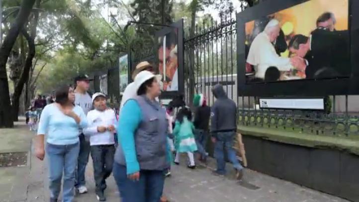 30 Años de Fotos en La Jornada, en Chapultepec: los visitantes opinan
