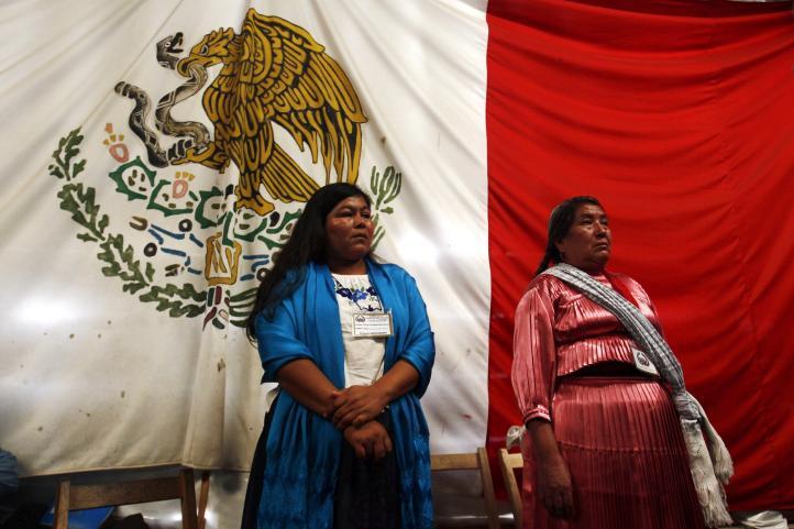 En mayo habrá candidata indígena a la Presidencia de la República