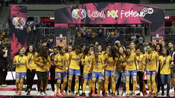 Futbol femenino en México: falta de interés de clubes y bajos salarios