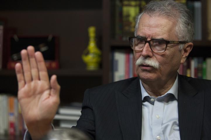 """""""Nos aplastaron; fue un crimen de Estado, pero nunca fue derrotado el movimiento"""": Félix Hernández Gamundi"""