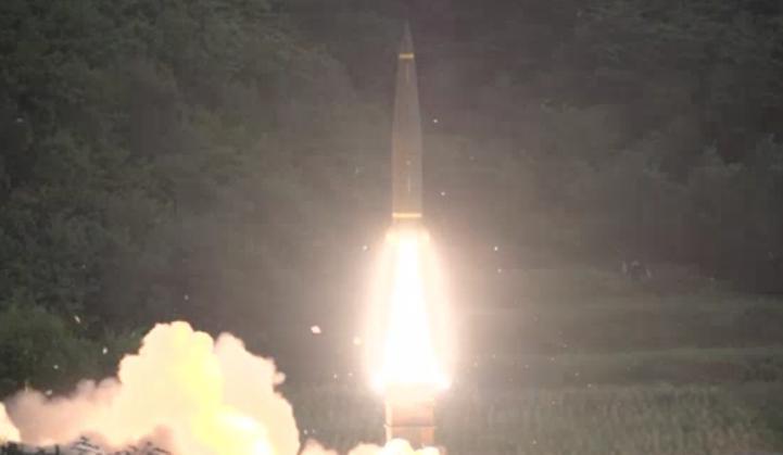 Corea del Sur realiza un ensayo con misiles balísticos