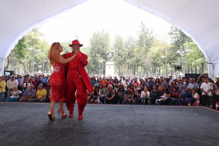 """La CDMX baila con el """"Festival del Cuerpo en Movimiento"""""""