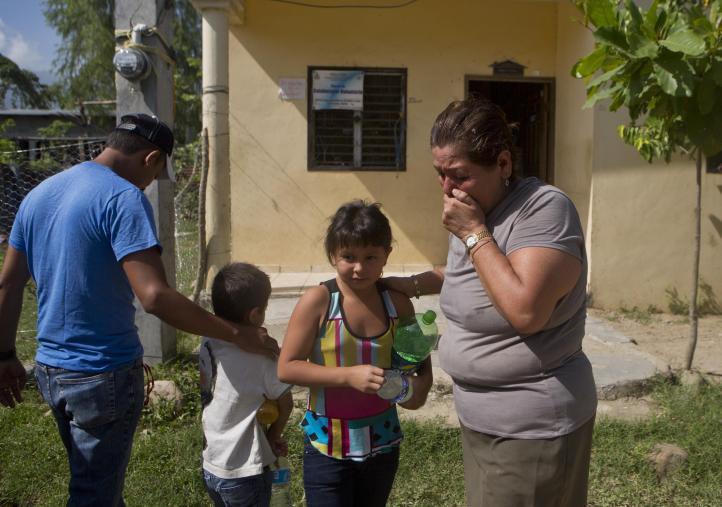 El futuro sombrío de las familias deportadas de EU a Honduras