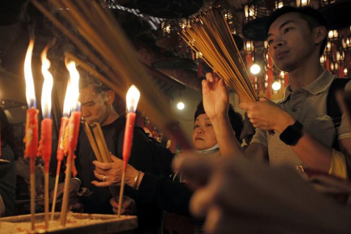 Comienzan las celebraciones del año nuevo chino