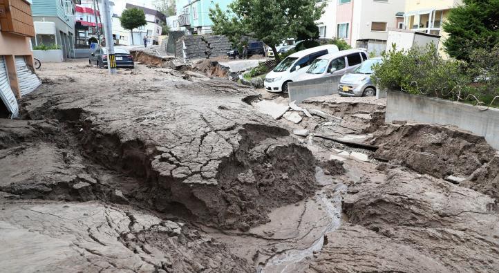 Al menos nueve muertos por sismo en Japón