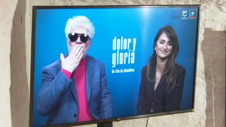 """Paterna recuerda el rodaje de la cinta de Almodóvar, """"Dolor y gloria"""""""