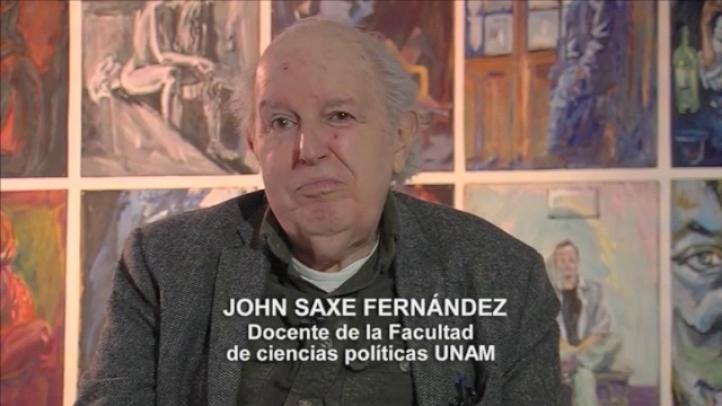 Aniversario: John Saxe Fernández