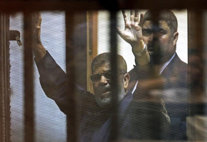 Confirman pena de muerte contra Mursi