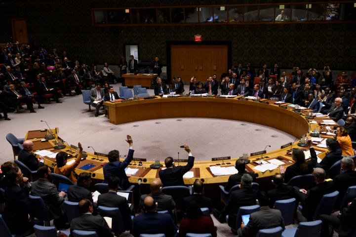 Fracasan en la ONU dos propuestas opuestas sobre Venezuela