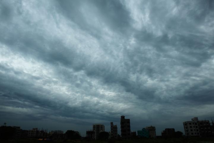 Un ciclón se acerca a India y Bangladesh en medio de la pandemia