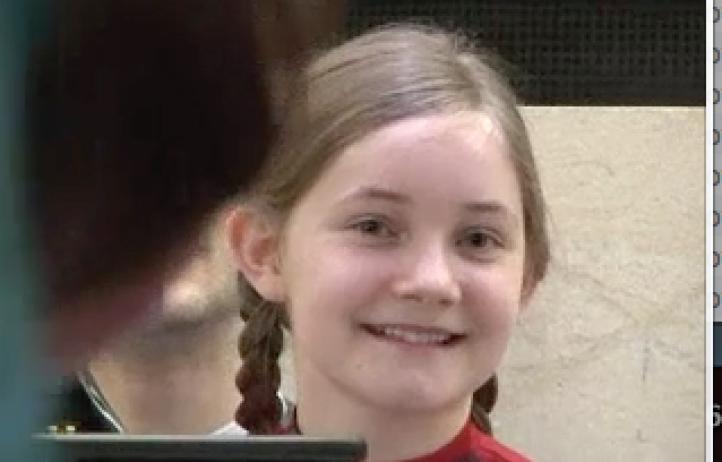 Niña británica de 11 años compone su primera ópera; la estrenará en Viena