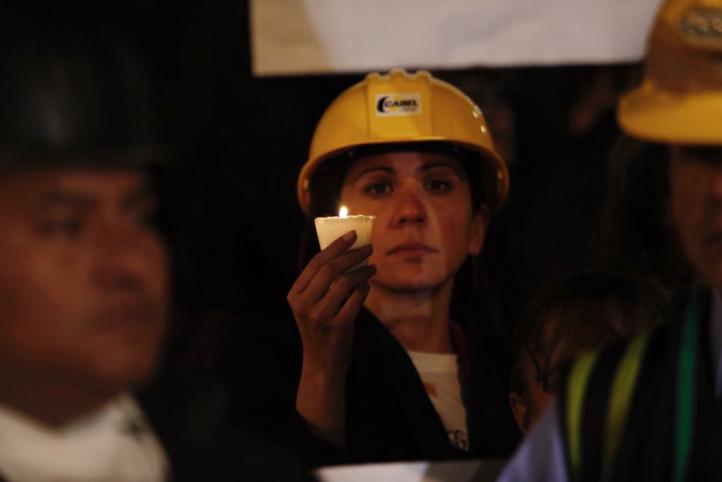 """""""Reconstrucción pagada con recursos públicos"""", exigen damnificados, a 4 meses del 19S"""