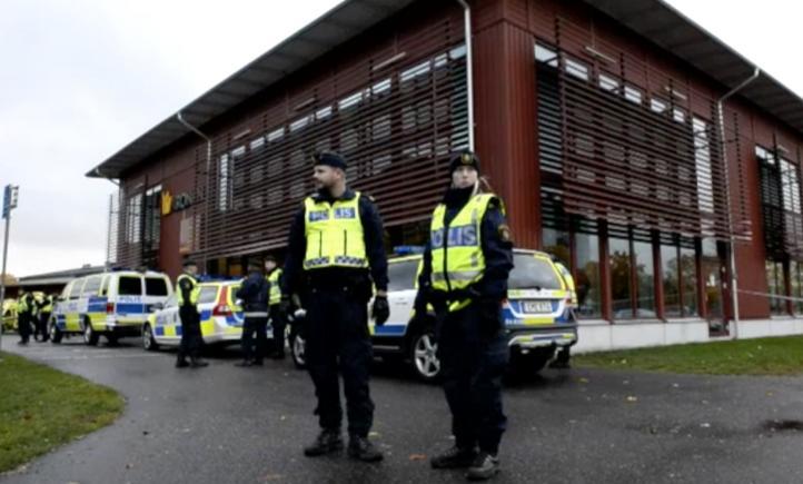 El autor del ataque en una  escuela sueca falleció