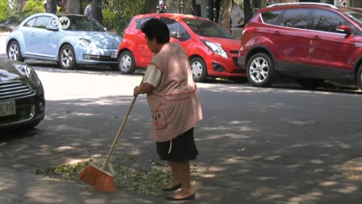 México: trabajadoras domésticas podrán afiliarse al seguro social