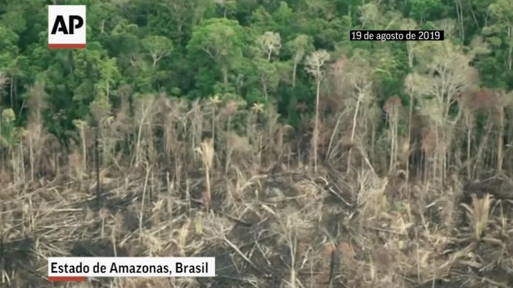 Ministerio Público brasileño investiga causas de incendio