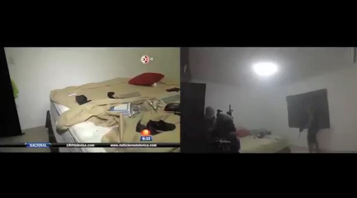 Se alteró escena del crimen en recámara supuestamente ocupada por El Chapo: Canal Seis de Julio