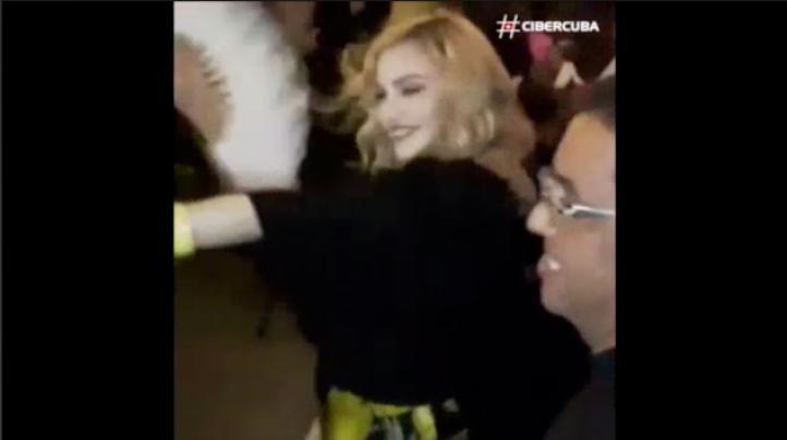 Madonna celebra su cumpleaños en La Habana
