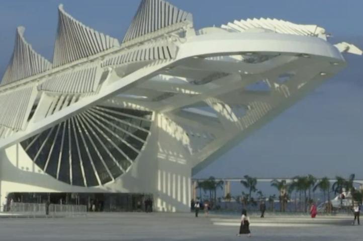 Inauguran Museo del Mañana en Río de Janeiro