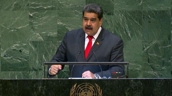 Maduro se dice dispuesto a dialogar con Trump