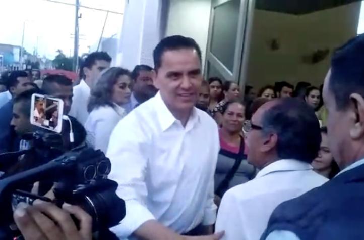 Reaparece Roberto Sandoval, ex gobernador nayarita