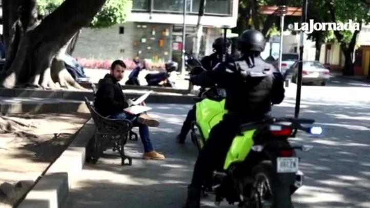 Policía de Oaxaca inicia operativo para evitar aglomeraciones y contagios