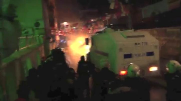 Registran dos muertos y cientos de heridos en protestas en Turquía