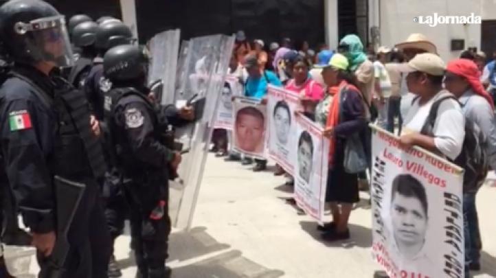 Jornada de protesta en el marco del boicot a las elecciones este domingo