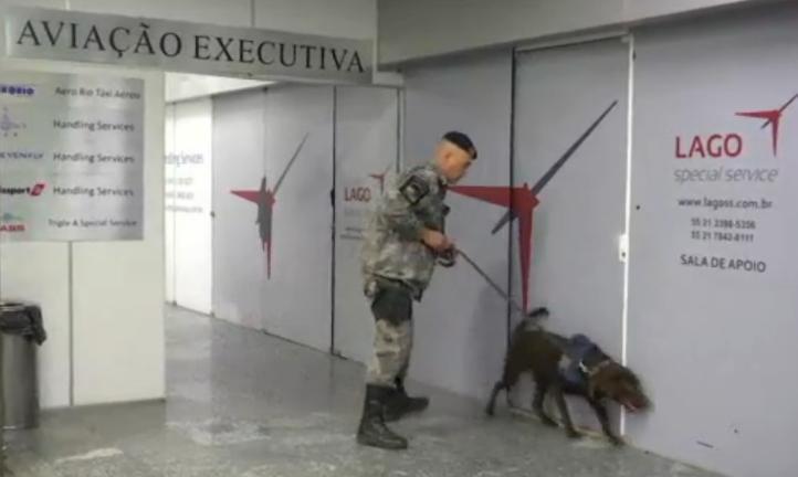 Se prepara policía de Río de Janeiro para juegos olímpicos