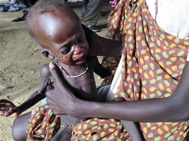 """Prevén hambruna """"catastrófica"""" en Sudán del Sur por guerra"""