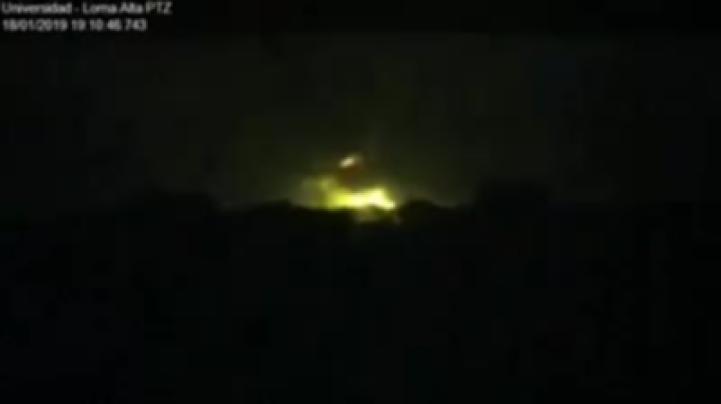 Nueva explosión de un ducto en Querétaro