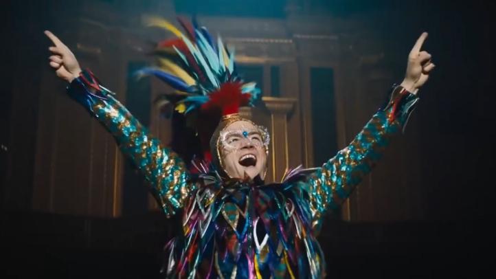 Rusia censura escenas de 'Rocketman' por contenido homosexual