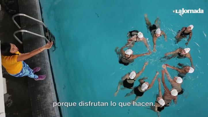 Sirenas Especiales: Jóvenes con síndrome de Down logran ser equipo campeón de nado sincronizado