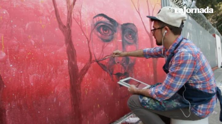 Azcapotzalco: Murales contra la violencia