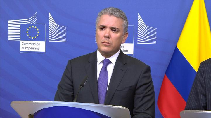 Gobierno de Duque no planea modificar el acuerdo de paz con las FARC