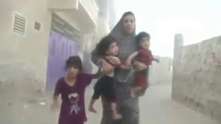 Israel inicia la ofensiva contra Gaza; al menos 15 muertos