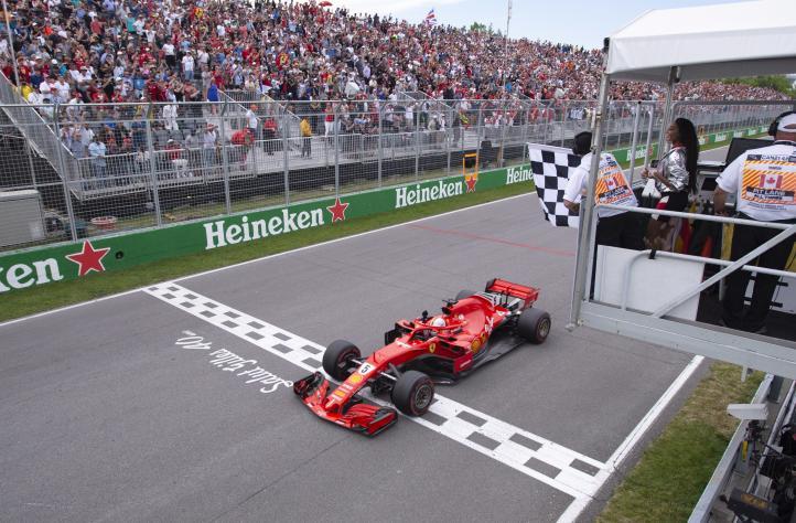 7 Rápidas del GP de Canada